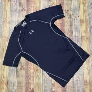 UNDERARMOUR MENS HEATGEAR COMPRESSION TEE  M